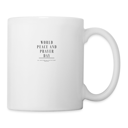 World Peace and Prayer Day - Coffee/Tea Mug