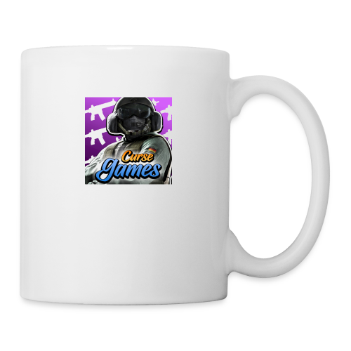 Curse Gaming Logo - Coffee/Tea Mug