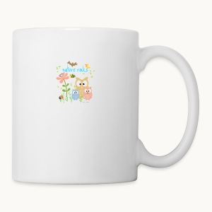 NATURE ROCKS CHILDREN Carolyn Sandstrom THR - Coffee/Tea Mug