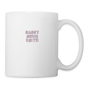 Sassy - Coffee/Tea Mug
