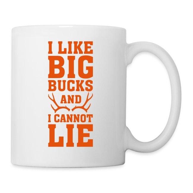 Big Bucks No Lies BLK