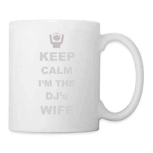 DJ's Wife - Coffee/Tea Mug