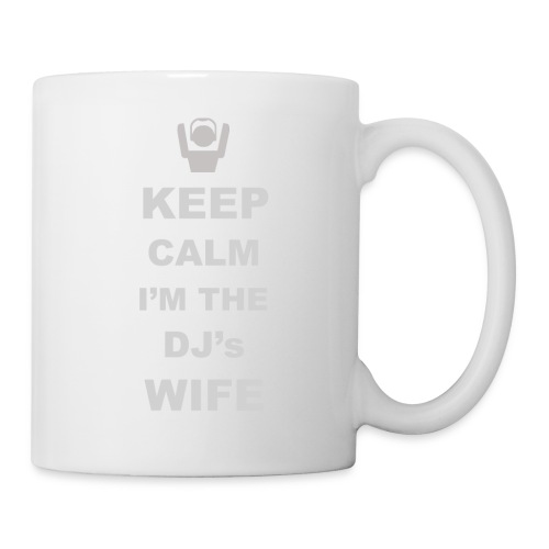 DJ's Wife - Coffee/Tea Mug