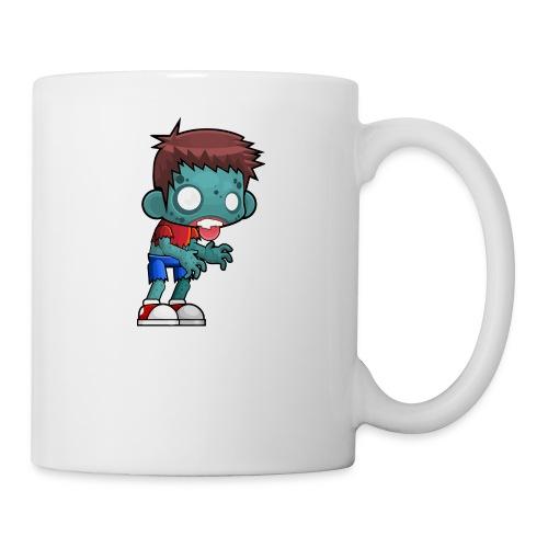 male zombie - Coffee/Tea Mug