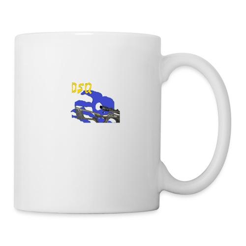 DSQ Logo - Coffee/Tea Mug