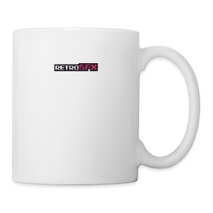 RetroSFX logo - Coffee/Tea Mug