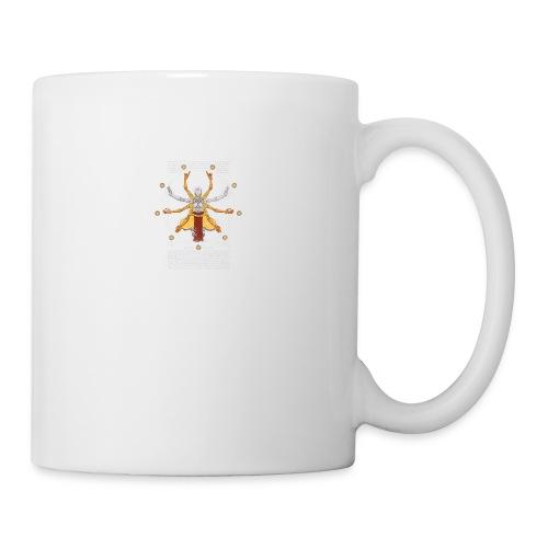 Vitruvian Omnic - Coffee/Tea Mug