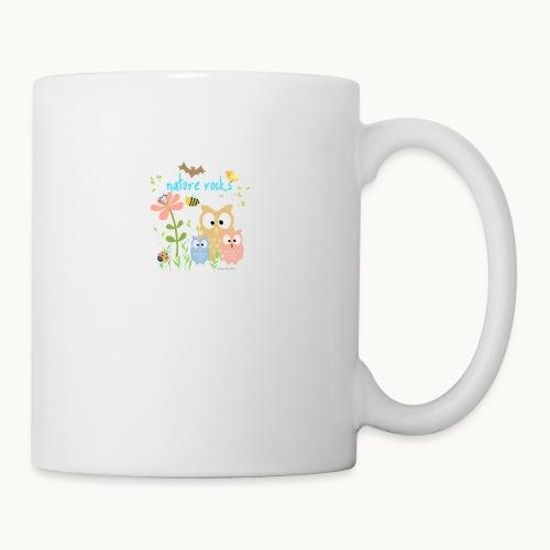 NATURE ROCKS CHILDREN Carolyn Sandstrom THR - Coffee/Tea Mug
