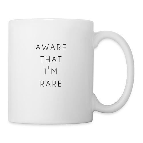 Aware That I'm Rare - Coffee/Tea Mug