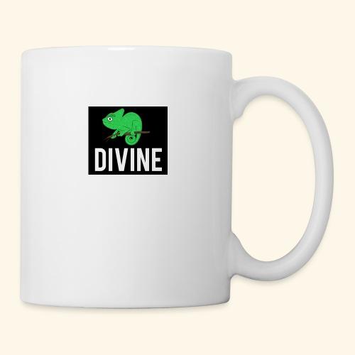 DIVINE - LIZARD DIVINE LETTERING - Coffee/Tea Mug