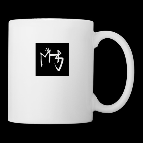 LOGO M H P S 2 black - Coffee/Tea Mug