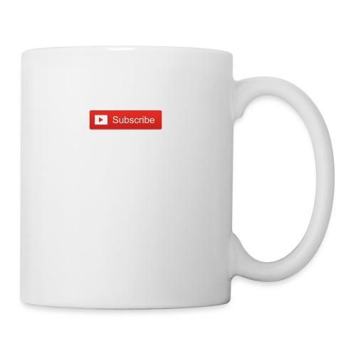 YOUTUBE SUBSCRIBE - Coffee/Tea Mug
