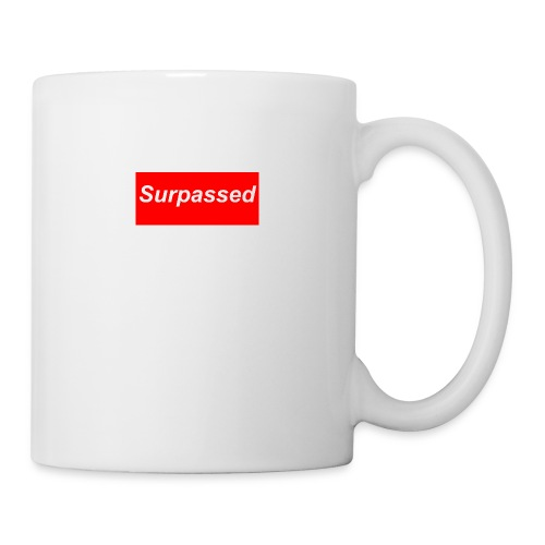 surpassed logo - Coffee/Tea Mug