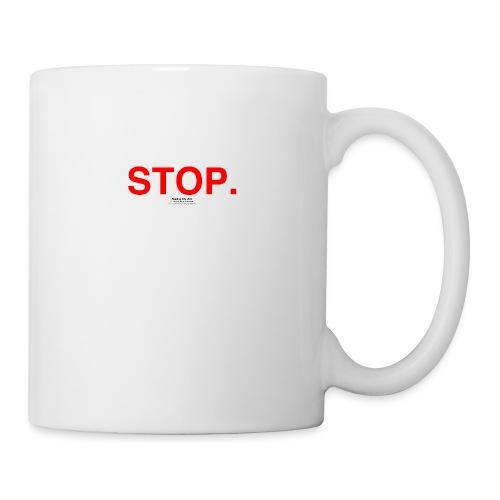 stop - Coffee/Tea Mug