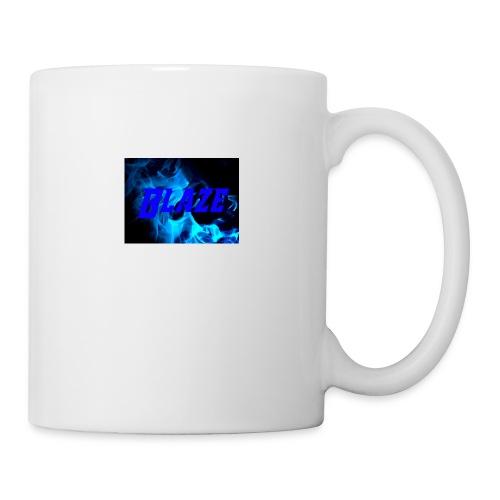 Blue Fire - Coffee/Tea Mug