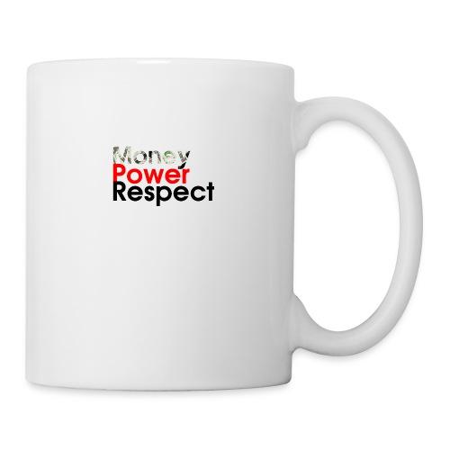 money-power-respect - Coffee/Tea Mug
