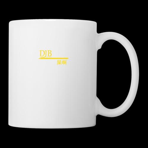 DJB premium (GOLD) - Coffee/Tea Mug