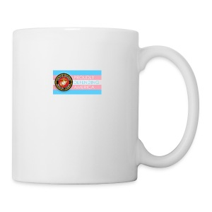 Transgender Marine - Coffee/Tea Mug