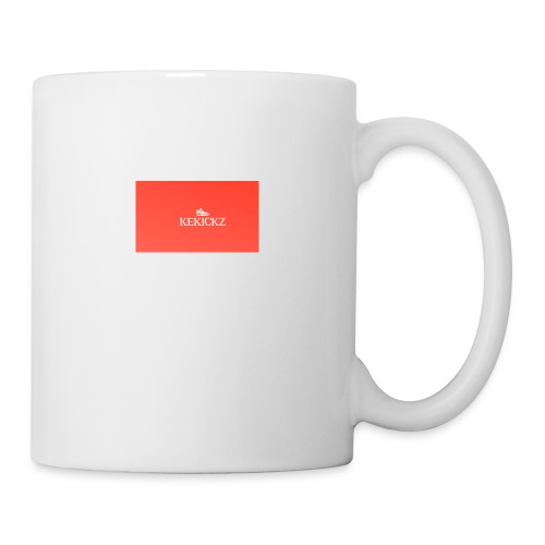 KeKickz Box logo - Coffee/Tea Mug