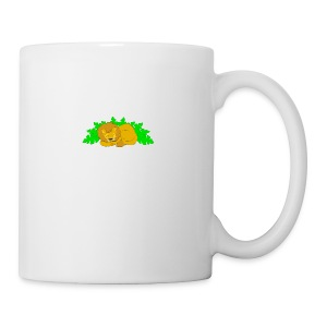 Sleeping Lion - Coffee/Tea Mug