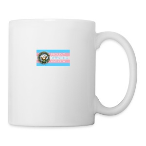 Transgender Navy - Coffee/Tea Mug