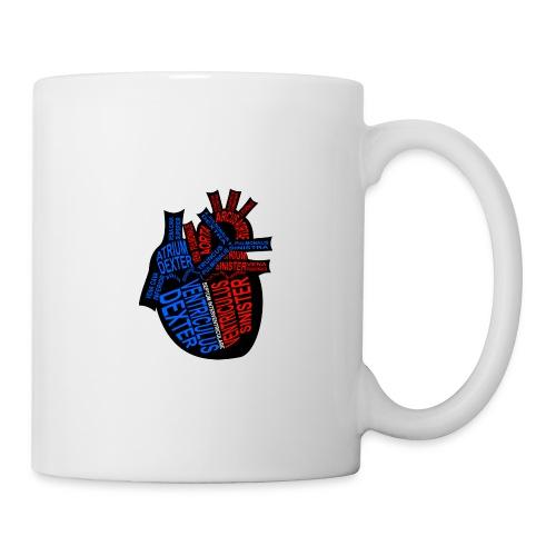 Skeleton Heart - Coffee/Tea Mug