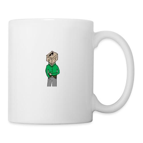 cubehead - Coffee/Tea Mug