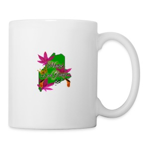 Maine Dab Queen - Coffee/Tea Mug