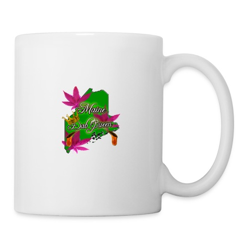 Maine Dab Queen - Coffee/Tea Mug