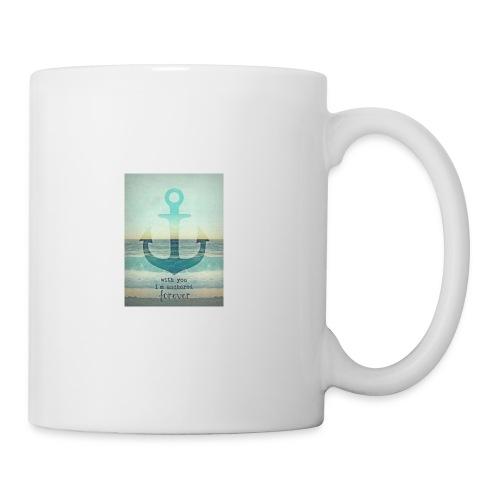 God is my anchor - Coffee/Tea Mug