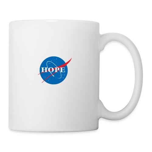 Hope (Nasa design) - Coffee/Tea Mug