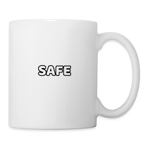 S.A.F.E. CLOTHING MAIN LOGO - Coffee/Tea Mug