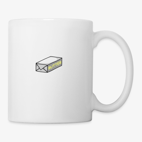 Fl0ting Bean Butter - Coffee/Tea Mug