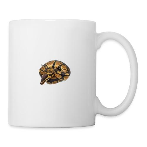 normal ball python burned - Coffee/Tea Mug