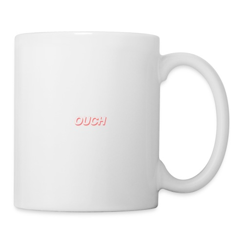 Ouch! - Coffee/Tea Mug