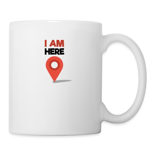 I Am Here - Coffee/Tea Mug