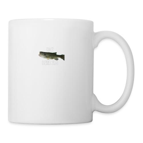 bass pb rodbenders - Coffee/Tea Mug