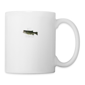 bass pb rodbenders - Coffee/Tea Mug