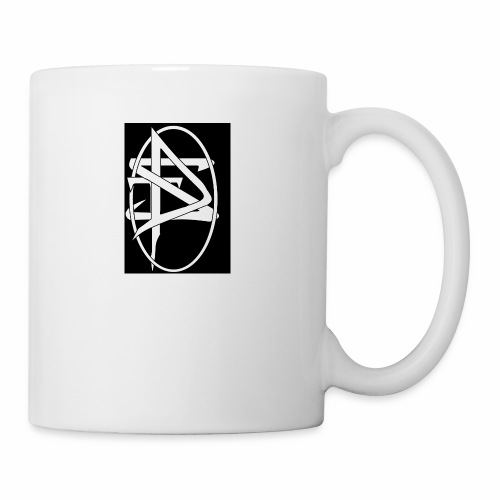 DTS Society w circle white - Coffee/Tea Mug