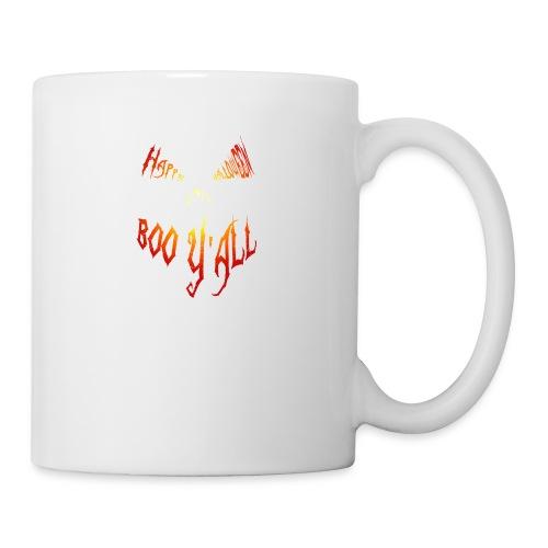 Happy Halloween 2017 - Boo Y'all - Coffee/Tea Mug