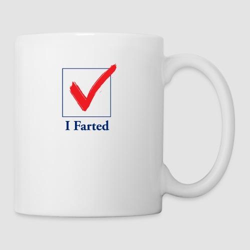 I Farted - Coffee/Tea Mug