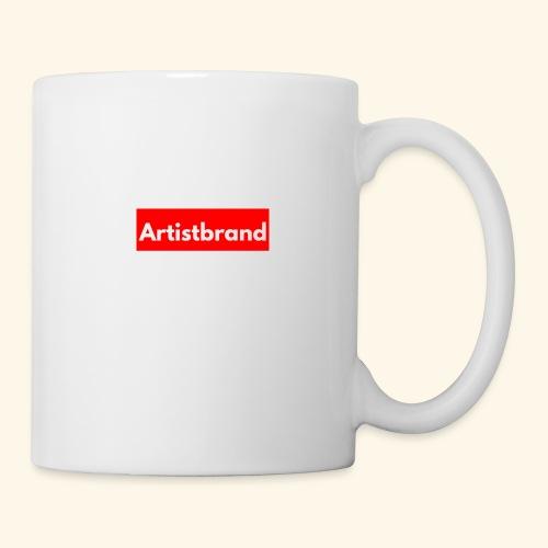 Artist Brand box logo - Coffee/Tea Mug