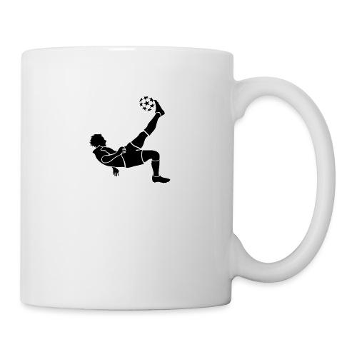 Kids Football/Soccer Hoodie - Coffee/Tea Mug