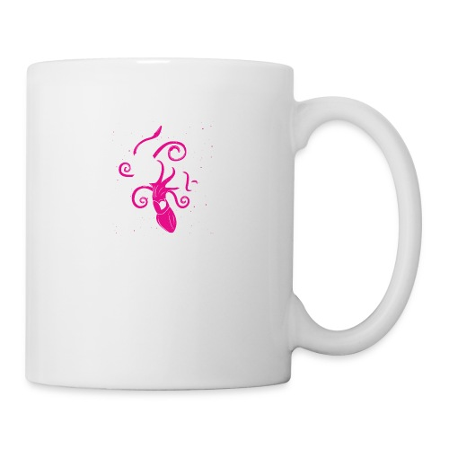 Squid vs Space Shuttle - Coffee/Tea Mug