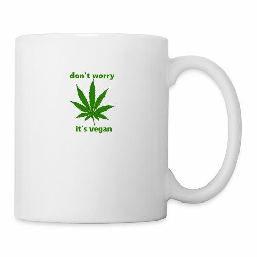 weed crap - Coffee/Tea Mug