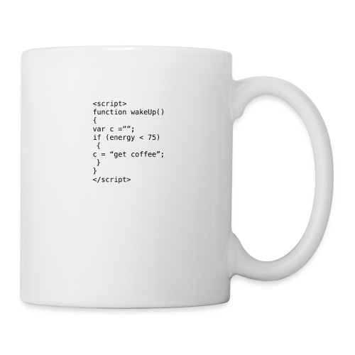JavaScript - Coffee/Tea Mug