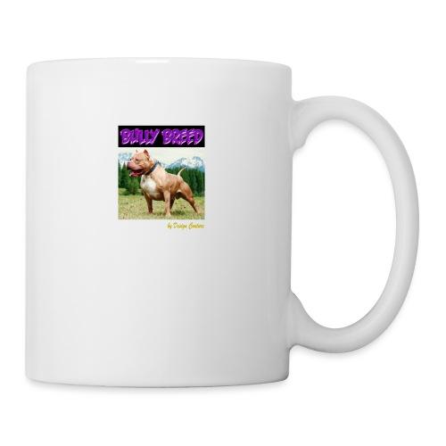 BULLY BREED PURPLE - Coffee/Tea Mug