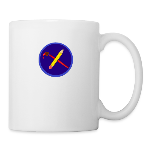 creative playing logo - Coffee/Tea Mug