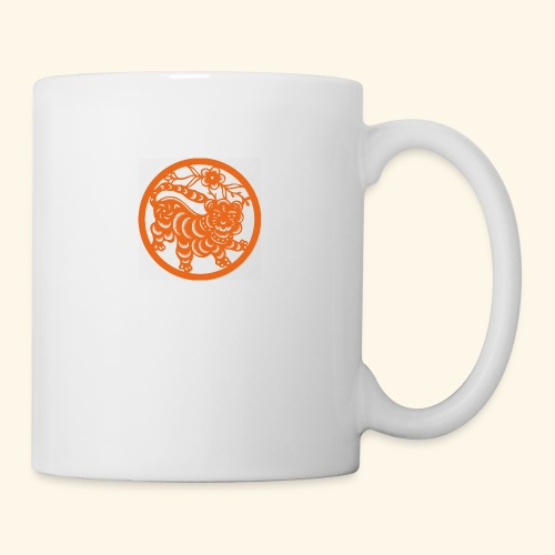 asian tiger - Coffee/Tea Mug