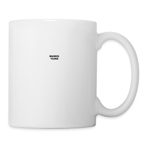 MARKEL VLOGS Merchandise - Coffee/Tea Mug